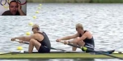 Rowing Technique Analysis Of The Kiwi Pair Hamish Bond and Eric Murray