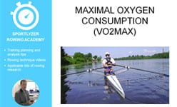 VO2max and performance in rowing