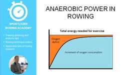 Anaerobic power in rowing
